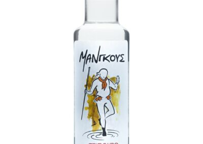 Tsipouro Mangoos with Anise - 200 ml 42% vol.